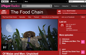 'Pasture for Life' farmer on BBC World Service