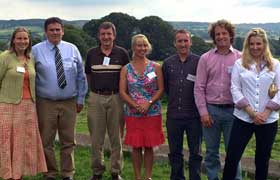 Pasture farmers win awards
