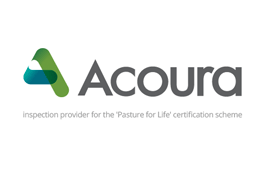 Acoura is appointed inspection provider for the 'Pasture for Life' Certified 100% Grass-fed Meat brand