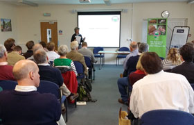 PFLA AGM at Newton Rigg College, Cumbria