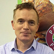 Steve Webster - Chief Executive