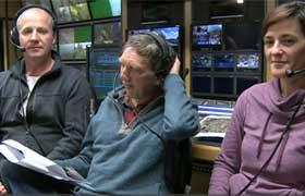 BBC Springwatch and BBC Look North