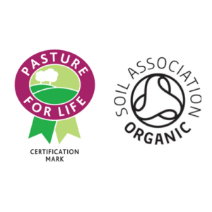 Certifications - Pasture Fed and Organic