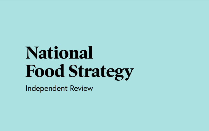 National Food Strategy – a blog by Jimmy Woodrow